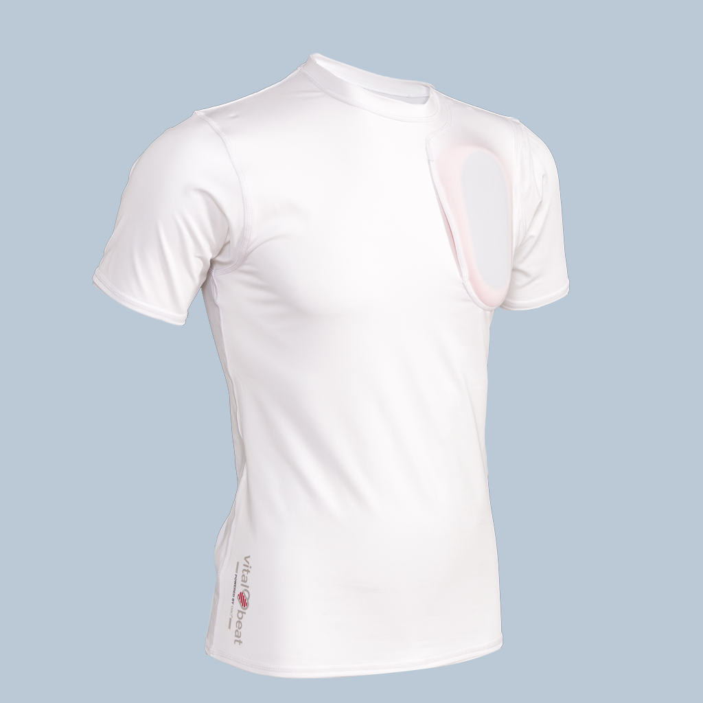 Vns Shirt And Shield For Men Vital Beat